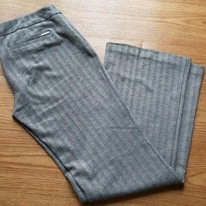 Knit dress pants